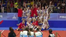 World University Games wrapup, including Russia repeating as Women's Volleyball champion