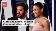 Russell Wilson And Ciara Know How To Build A Strong Bond