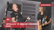 Metallica's Not So Metal Kids Book