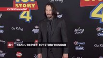 Keanu Reeves Reflects On 'Toy Story 4' Role