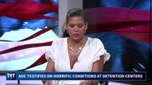 AOC Testifies On Detention Facilities