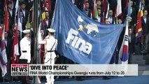 Dive into Peace: FINA World Championships begins in Gwangju