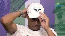 "Wimbledon 2019 - Rafael Nadal : ""Roger Federer makes things difficult easy"""