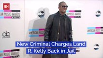 R. Kelly Is Just A Mess Of Trouble