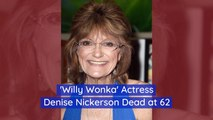 Denise Nickerson Has Died