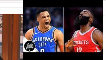 Russell Westbrook should call Dwyane Wade for advice after Rockets trade - Dave McMenamin _ The Jump