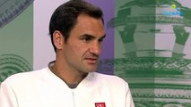 "Wimbledon 2019 - Roger Federer: ""The stars are aligned right now ..."""