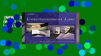 [NEW RELEASES]  Entertainment Law (West Legal Studies) (West Legal Studies (Paperback))