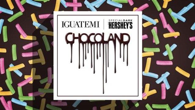 Shopping Iguatemi apresenta... Chocoland!