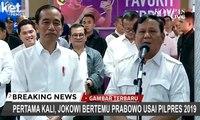 BREAKING NEWS: Prabowo Kasih Selamat ke Jokowi sebagai Pemenang Pilpres 2019