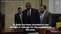 Feds Arrest R. Kelly