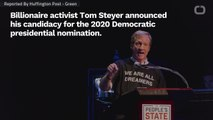 Tom Steyer Enters 2020 Race