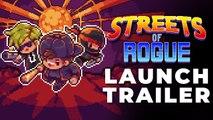 Streets of Rogue - Trailer de lancement