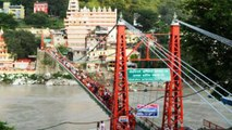 Iconic Lakshman Jhula in distress, to be closed down | Oneindia News