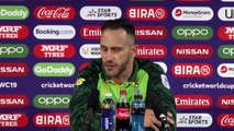 Post Match Press Conference Australia vs South Africa _ ICC Cricket World Cup 2019