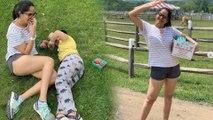 Anasuya Bharadwaj Sensational Pics In Instagram Goes Viral || Filmibeat Telugu