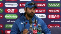 Post Match Press Conference India vs Sri Lanka _ ICC Cricket World Cup 2019