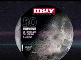 50 años de la llegada del hombre a la Luna, un momento redondo