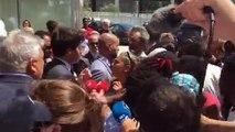 Marseille : le ministre du Logement interpellé par des personnes menacées d'expulsion