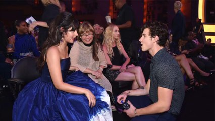Camila Cabello and Shawn Mendes seal secret romance with a kiss