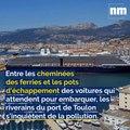 Gros orages, pollution au port de Toulon, agriculteurs   en colère:  voici votre brief info   de lundi après-midi