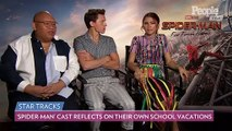 Samuel L. Jackson & Tom Holland Reveal They Never Had a School Trip like 'Spider-Man Far from Home'