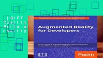 [GIFT IDEAS] Augmented Reality for Developers: Build practical augmented reality applications