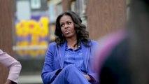 Michelle Obama: «les gens ont peur des femmes noires de pouvoir»