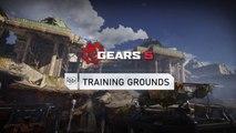 Gears 5 - Survol de la carte Training Grounds