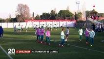 Football  Antoine Griezmann change de dimension à Barcelone