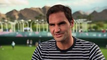 Federer, Nadal and Nishikori look ahead ot the BNP Paribas Open in Indian Wells