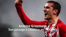 Transferts - Le passage de Griezmann à l'Atlético en 7 chiffres