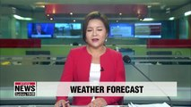 Seoul sees cloudy, humid conditions, monsoon rain forecast for next week