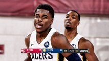 Toronto Raptors vs Indiana Pacers - Full Game Highlights _ July 11, 2019 _ NBA Summer League