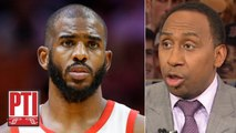 Chris Paul could join LeBron in L.A. if he allows the Thunder to buy him out - S