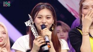 [HOT] 7월 2주차 1위 '여자친구 - 열대야(GFRIEND - Fever)' Show Music core 20190713