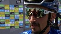 """Tour de France 2019 / Julian Alaphilippe : """"Je vais aviser pendant la course"""""""