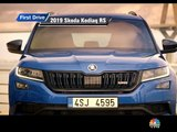 Overdrive test drives a high performance SUV in the form of Skoda Kodiaq RS