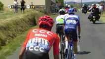 Tour de France 2019 : De Marchi se joint à l'échappée