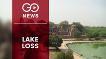 Drying Lakes In Delhi