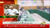 Railway Minister Sheikh Rasheed press conference on recent train accident– 12th July 2019