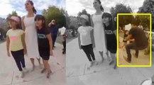 Taimur Ali Khan IGNORES mommy Kareena Kapoor Khan; Check Out | FilmiBeat