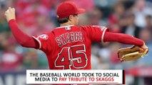 Angels Pitcher Tyler Skaggs Dies at Age 27