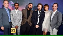 'Euphoria' Why Zendaya and the Cast Are Grateful to Have Drake as Executive Producer (Exclusive)
