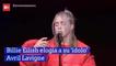 Billie Eilish elogia a su 'ídolo' Avril Lavigne