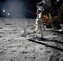 Il y a 50 ans, l'homme posait le premier pied sur la Lune