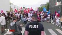 Grève des urgences : la ministre de la Santé chahutée lors d'une visite à La Rochelle