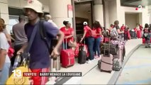 États-Unis : la tempête Barry menace la Louisiane