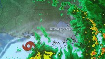 Why flooding is the major threat from Barry