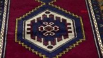 KAYSERİ Bin yıllık 'Yahyalı halısı', yok olma tehlikesiyle karşı karşıya